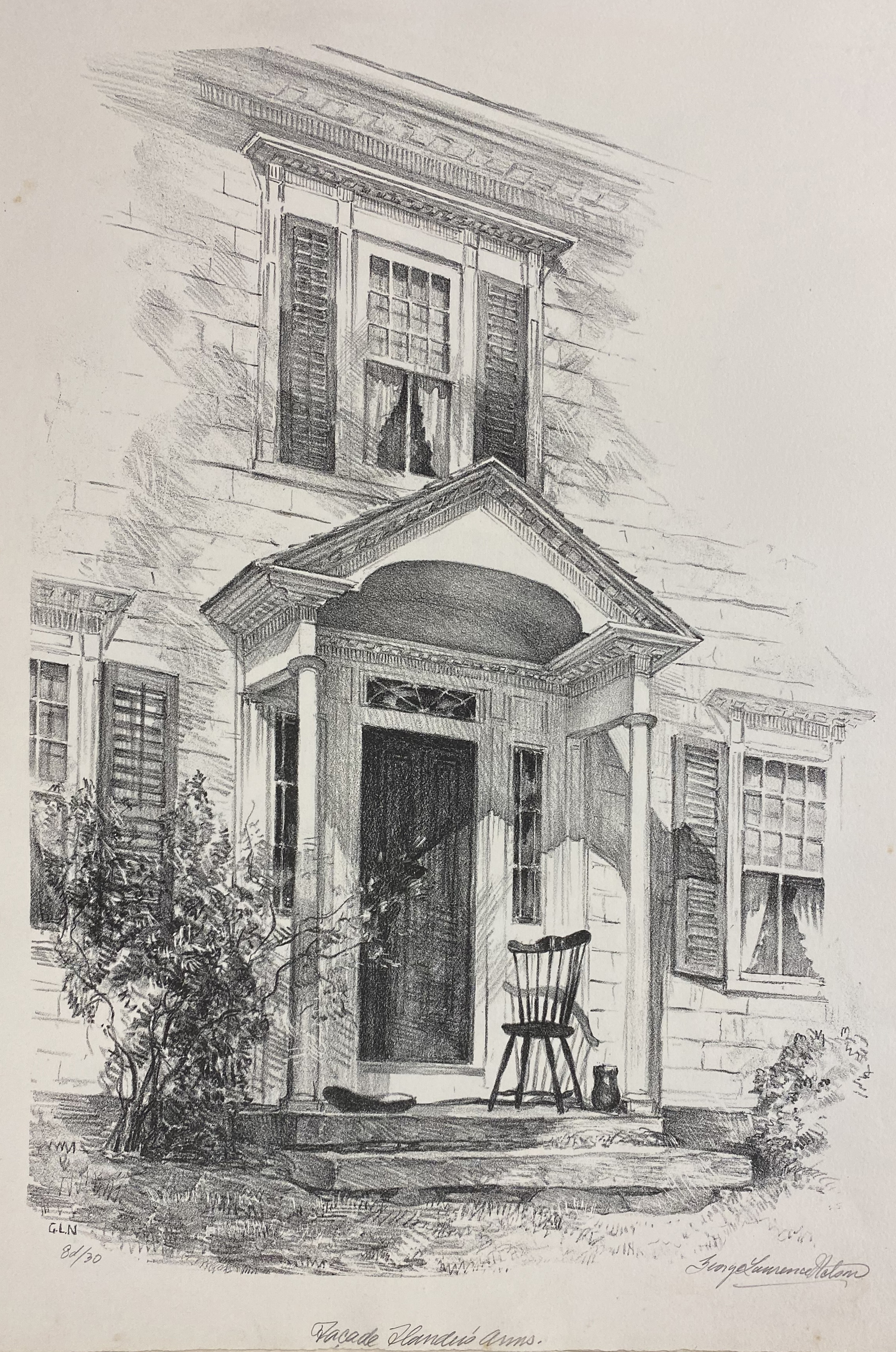 House with Chair